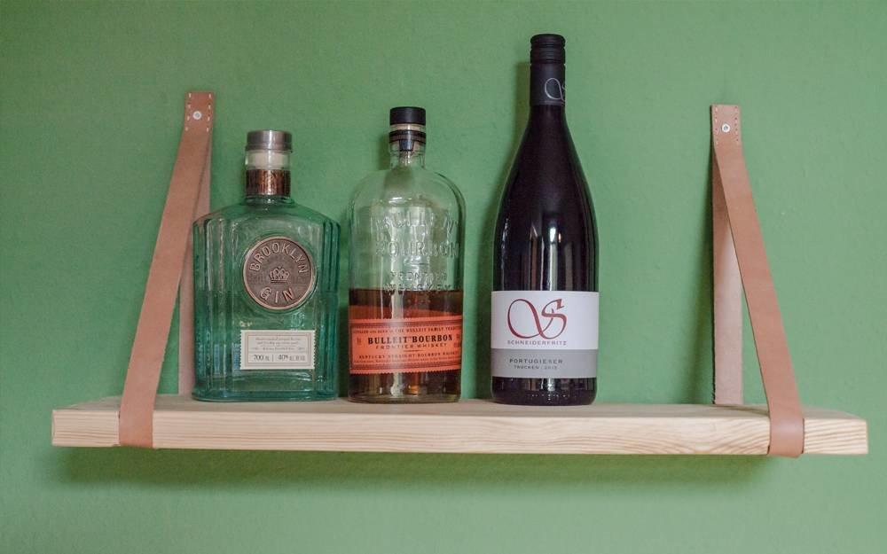 Woodboom Anni I shelf