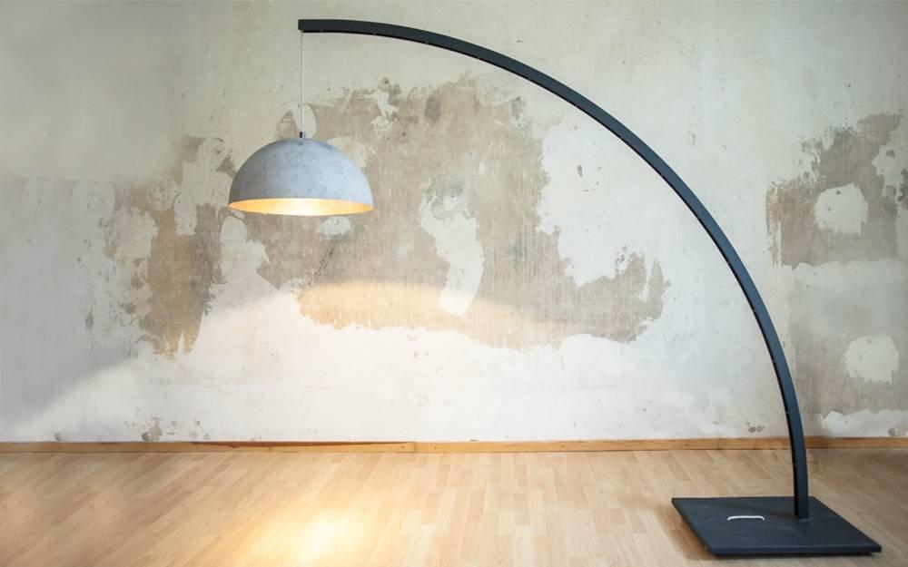 Woodboom Beate I standard lamp