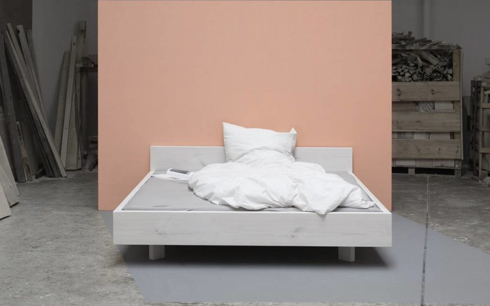 woodboom Elke White I bed