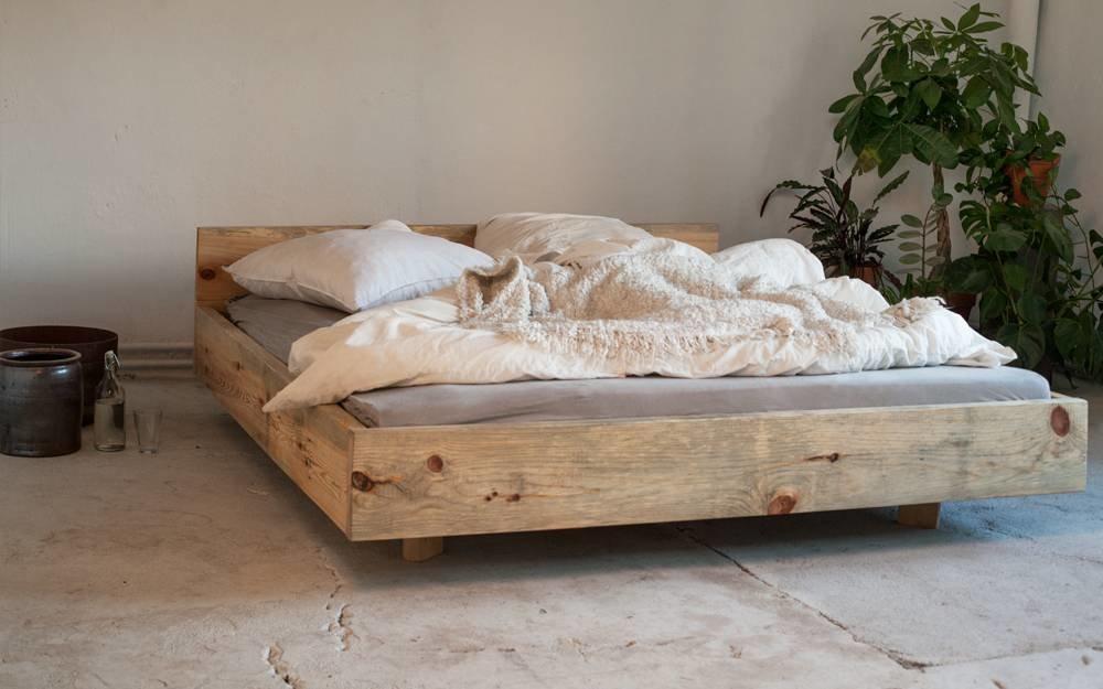 woodboom Elke schwebend I bed