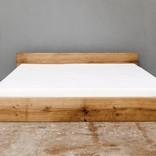 woodboom Bett stehend aus Eiche