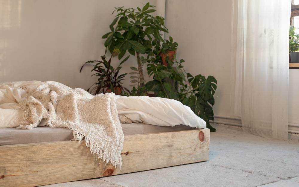 woodboom Elke schwebend I bed - Copy