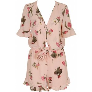 Flowery Playsuit