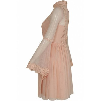 Romantic Dress with lace and tulle