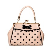 Banned: Crazy Little Thing Bag Nude Pink