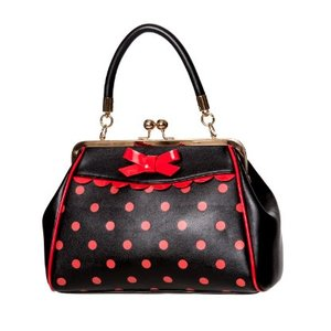 Banned: Crazy Little Thing Bag Black