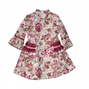 ALBER:  SPANISH  LACE & FLORAL, 2-7 jaar