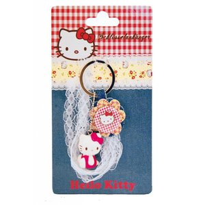 Hello Kitty Sleutel- of tashanger