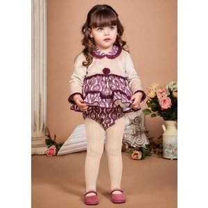 BEA CADILLAC: AMATISTA BABY DRESS