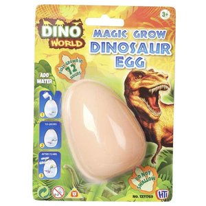 Magic Grow Dino Egg