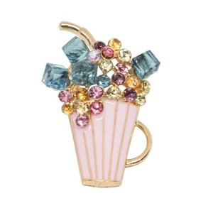 Collectif: Sparkle Milkshake Broche