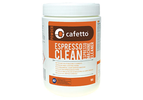 *Espresso Clean Powder (carton: 12 x 1 kg/jar)