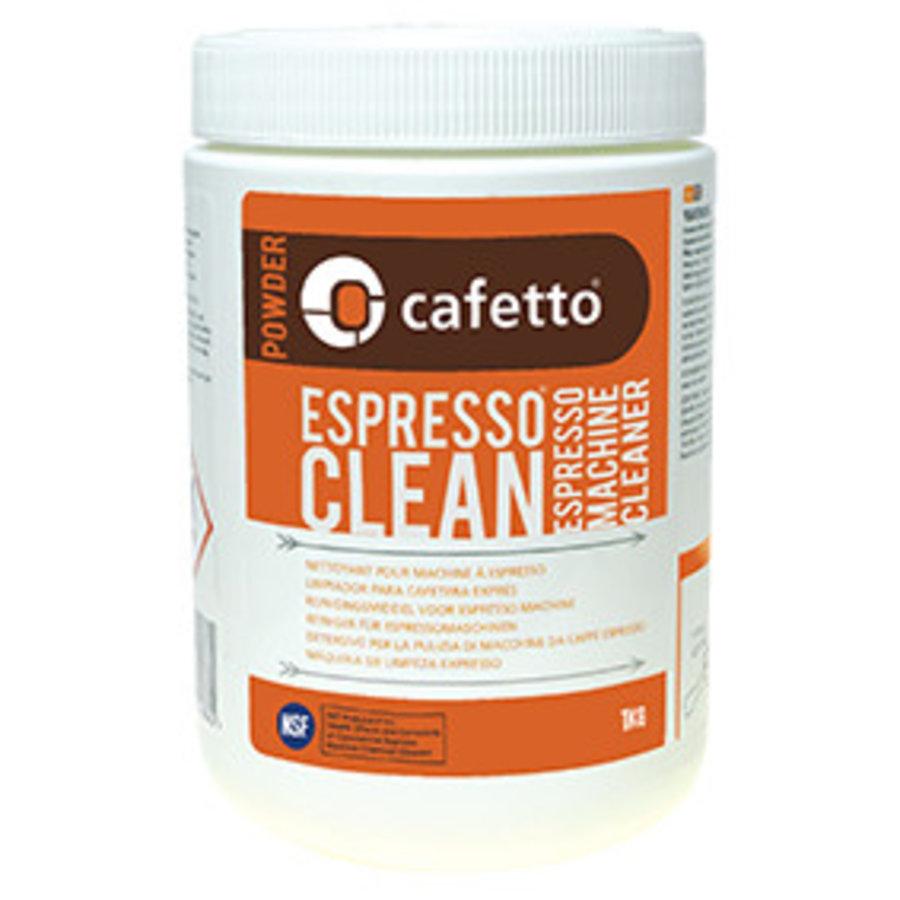 E11839 Espresso Clean Powder (carton: 12 x 1 kg/jar)