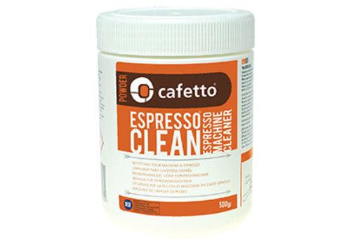 Espresso Clean en poudre (carton: 12 x 500g/pot)