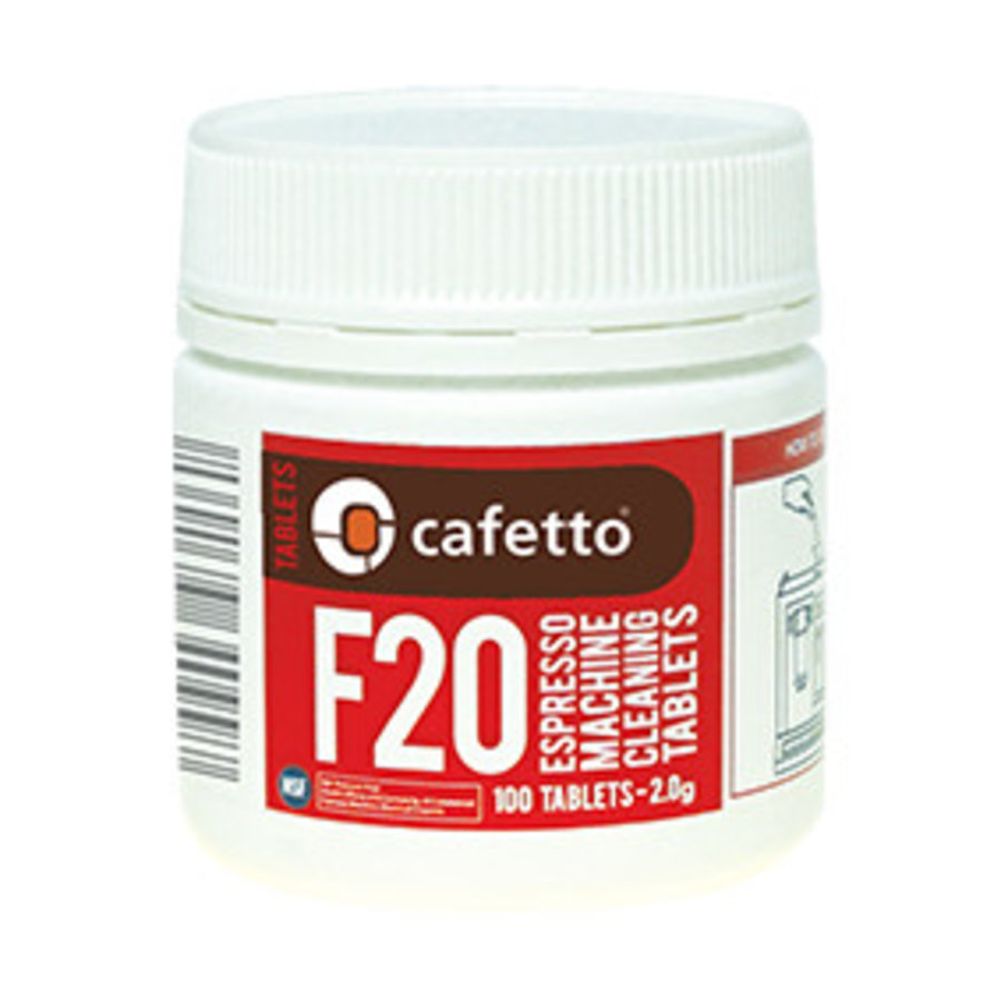 E29782 F20 Tablets (carton: 12 x 100/jar)