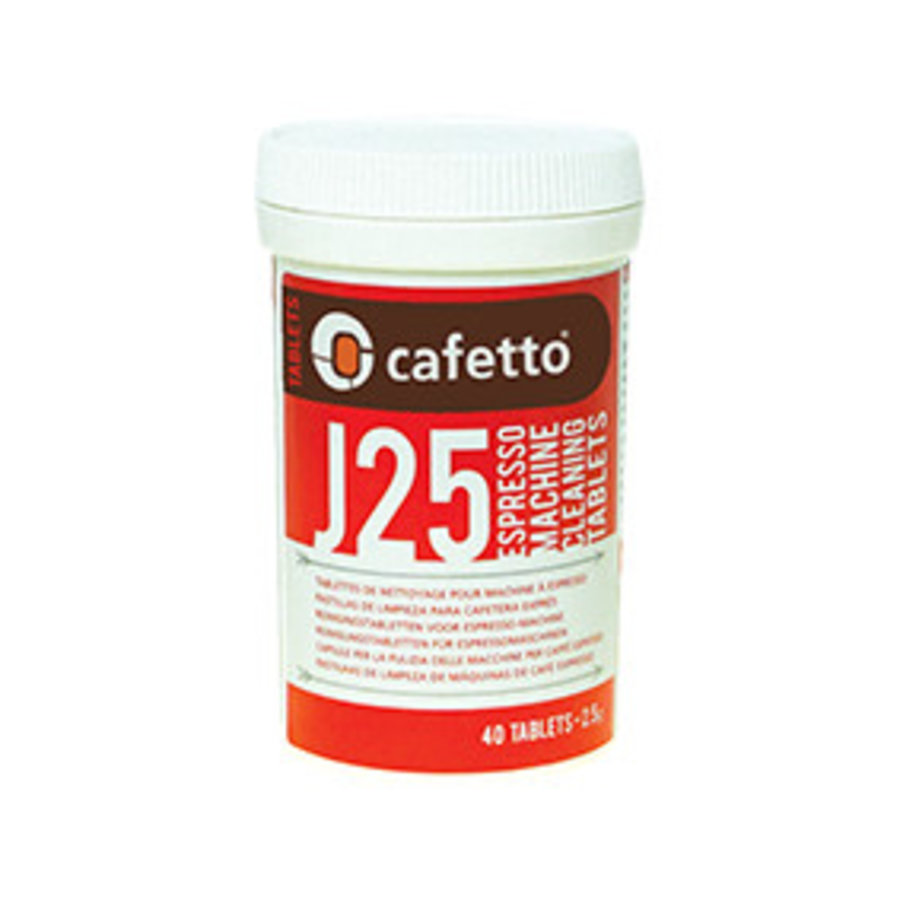 E29941 *J25 Tablets (carton: 12 x 40/ jar)