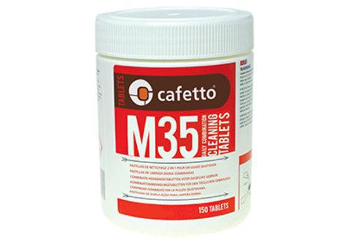 M35 Tablettes (carton: 4 x 150/pot)