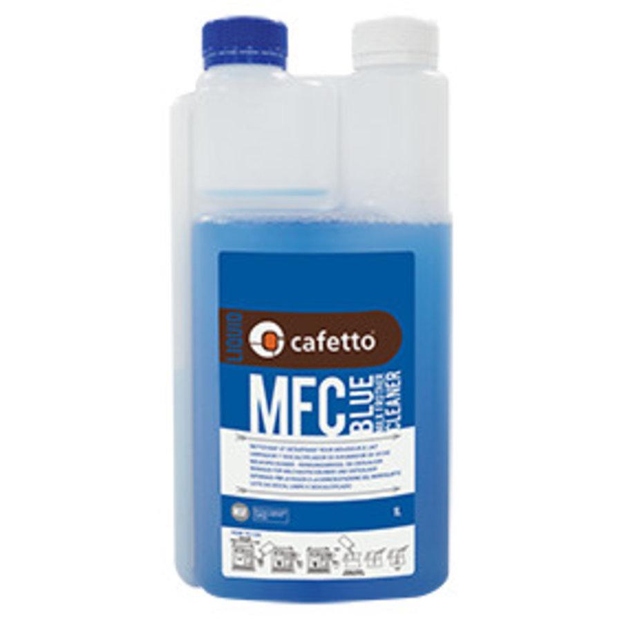 E14005 MFC Blue Nettoyant pour lait (carton: 6 x 1L bouteille)