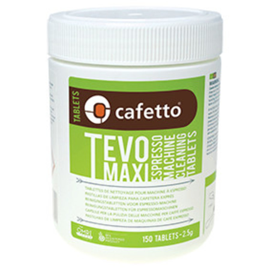 E27852 Tevo Maxi Tablets (carton: 12 x 150/jar)