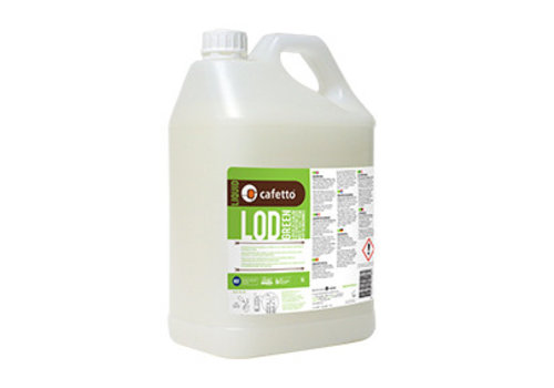 LOD Green Descaler (carton: 2 x 5L container)