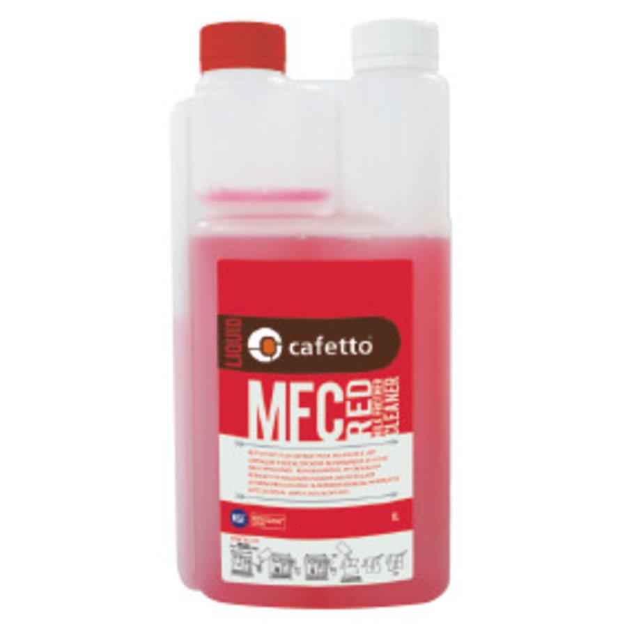 E14220 MFC Red Milk Cleaner (carton 6 x 1L/bottle)