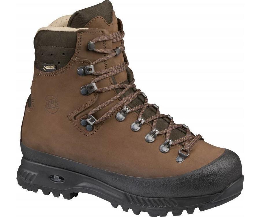 Hanwag Alaska Gtx Chaussures Noires Pour Les Hommes frT6uEjJ