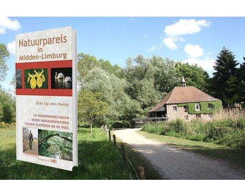 Wandelgids Natuurparels in Midden-Limburg