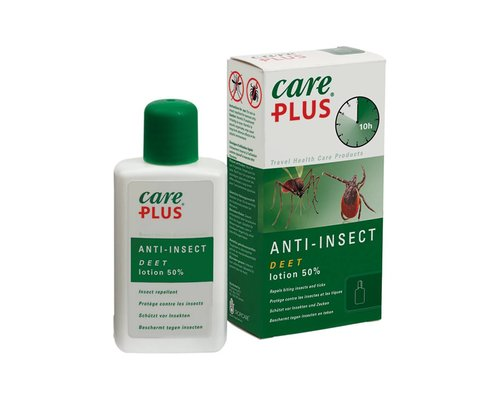 Care Plus Anti Insect Deet 50% lotion, 50 ml