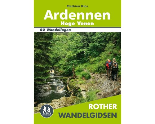 Rother Wandelgids Ardennen