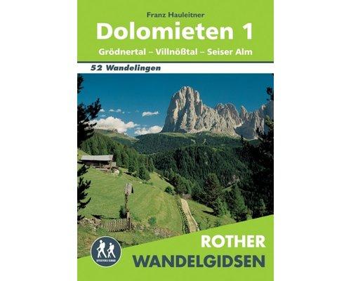 Rother Wandelgids Dolomieten 1