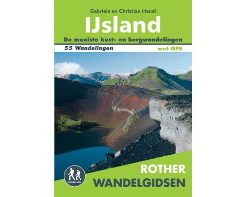 Rother Wandelgids IJsland