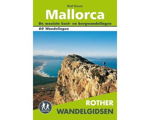 Rother Wandelgids Mallorca