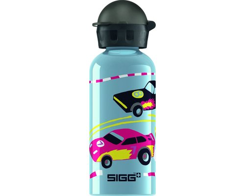SIGG Cars 0.4L clear