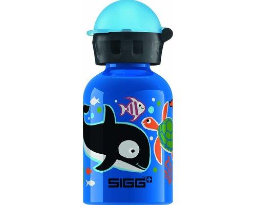 SIGG Seaworld 0.3L clear