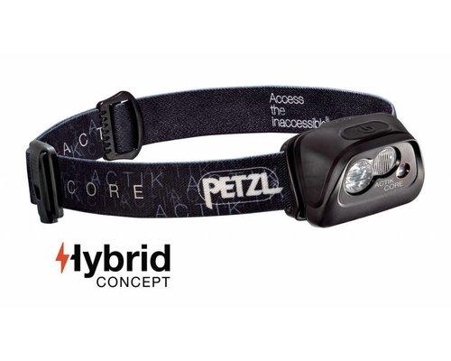 Petzl Actik Core Hoofdlamp met via USB oplaadbare batterij