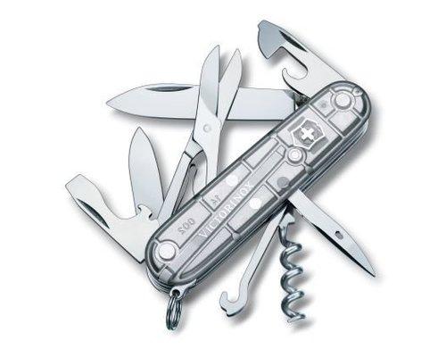 Victorinox Zakmes, SwissArmy, Climber, silvertech