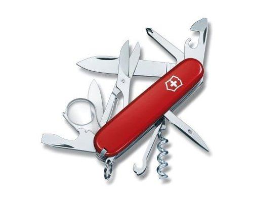 Victorinox Zakmes, SwissArmy, Explorer, rood