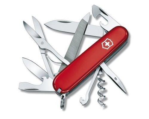 Victorinox Zakmes, SwissArmy, Mountaineer, rood