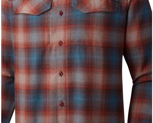 Columbia Silver Ridge Flannel LS Shirt men
