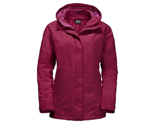 Jack Wolfskin Arborg 3in1 Jacket women