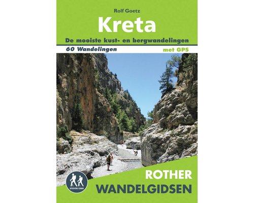 Rother wandelgids Kreta