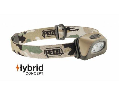 Petzl Tactikka + RGB hoofdlamp