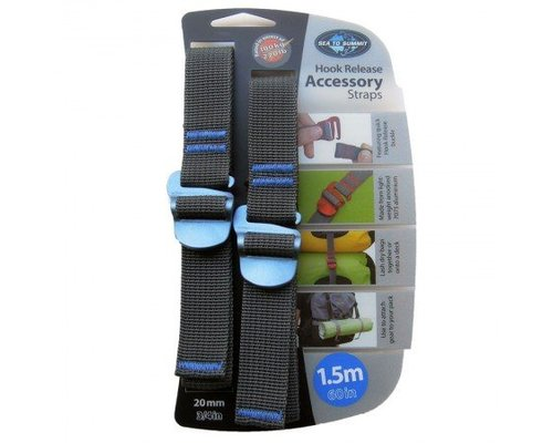 Sea to Summit Accessory Strap Hook Buckle 1.5m