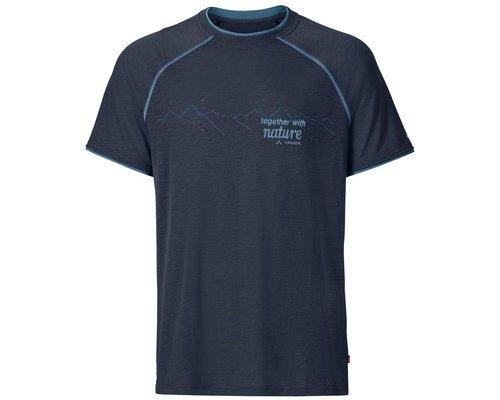 Vaude Skomer Print Shirt men