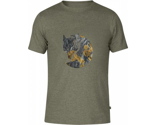 Fjallraven Rock Logo T-shirt men