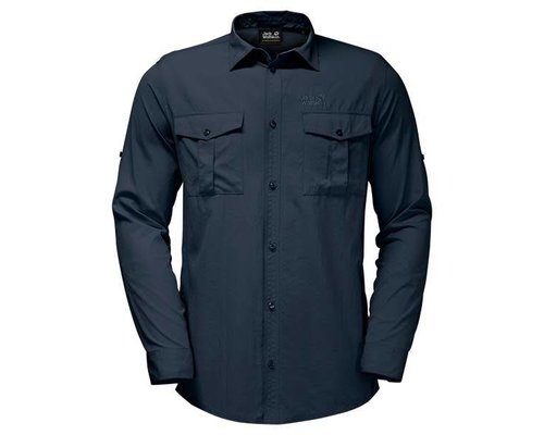 Jack Wolfskin Atacama Roll-up Shirt men