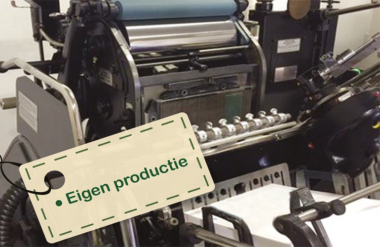 Egen produktion i Holland