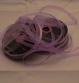 Central Craft Collection 3mm Band Organza Lila