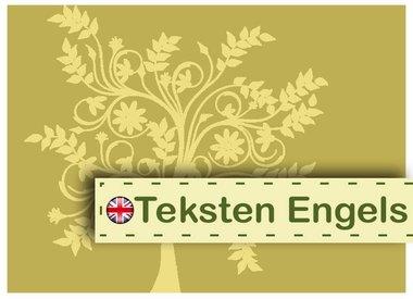 Textes anglais