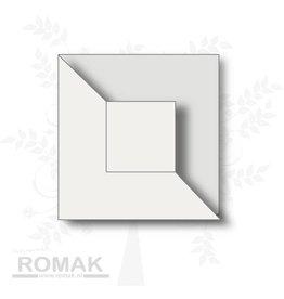 Romak Romak Card White 125 pieces